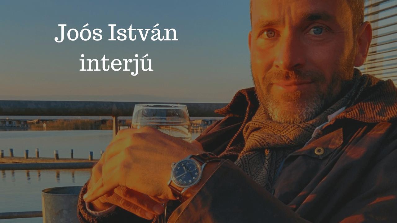 Joós Istváninterjú (1)
