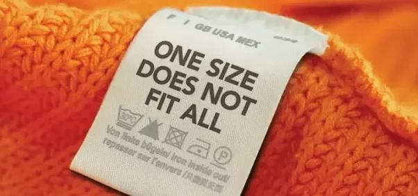 egy méret mindenkinek